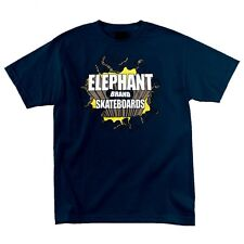 Elephant Brand Mike Vallely Board 1 Jeff Phillips Tribute Shirt Navy Xl