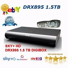 Sky+ HD BOX - AMSTRAD DRX895 1TB 3D READY LATEST SOFTWARE & 2 YEAR WARRANTY