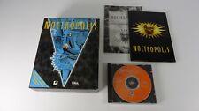 Noctropolis (PC MSDOS Bigbox) alemán incl. Windows CD de inicio