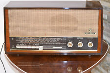 Grundig 3040a Tube Radio Made in Germany working ADA payment accepted