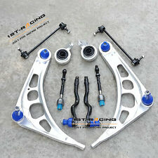FOR BMW 3 E46 FRONT Suspension Control Arms STEERING ENDS WISHBONE ARMS KIT NEW