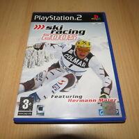 Ski Racing 2005 (PS2), pal