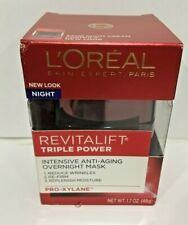 L'Oreal REVITALIFT  TRIPLE POWER NIGHT FOR LINES AND WRINKLE