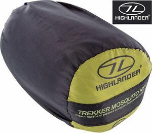 Mosquito Midge Mesh Travel Camping Sleeping Hanging Single Mozzie Bug Net Bag
