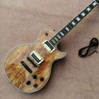 Custom 1959 R9 Decaying Wood Top Standard LP Electric Guitar FREE SHIPPING