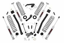 Rough Country 60930 - 3.5-Inch Suspension Lift Kit for 07-17 Jeep JK Wrangler