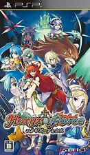 Used PSP Hexyz Force  Japan Import ((Free shipping))、
