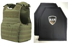 Level IIIA 3A | Body Armor Inserts | Bullet Proof Vest | Condor XPC Vest -OD