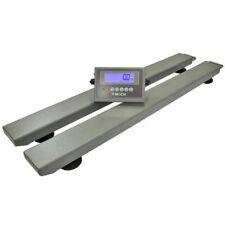 T-Mech 10274#10276 Industrial Beam Scale - Grey