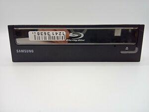 3638 Samsung BD-ROM/DVD Writer SH-B123 DVD-RW Sata Black Silver 5.25 drive PC