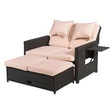 Rattan gartenmöbel sofa  Garten-Sofas aus Polyrattan | eBay
