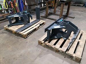 2-3 Ton Excavator Pallet Forks