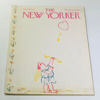The New Yorker: February 14 1977 - Full Magazine/Theme Cover William Steig