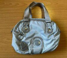 Kipling Blue Shine Mini Bag with Keyring