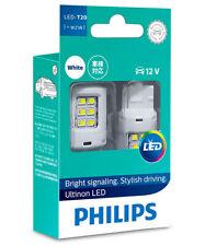 PHILIPS 12V W21W LED WHITE ULW (2 Pcs) 11065ULWX2