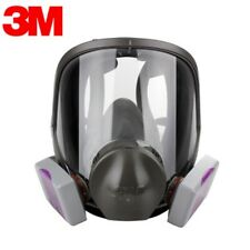 3M 6700 Full Facepiece Reusable Respirator W/ 1 Pair of 7093 P1OO Filters SMALL