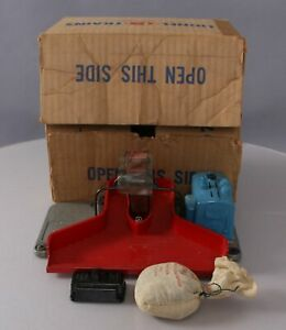 Lionel 397 Vintage O Rubber Belt Coal Loader/Box