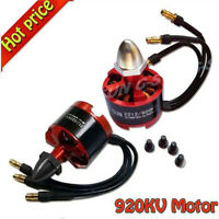 2x 2212 920KV CW CCW Brushless Motor for DJI F330 F450 F550 X525 Quad Multi U