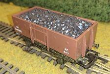 Wrenn W4640 BR Steel Open Wagon B466865 OO gauge