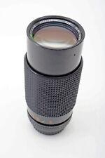 Sears Multicoated 80-200mm f4 Pentax K /Ka mount 80-200/4 MACRO Zoom lens++NICE