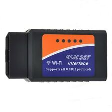 ELM327 V1.5 OBD2 II Car WIFI Interface Diagnostic Tool Scanner For Android IOS