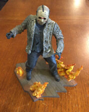Neca Cult Classics Jason (Freddy Vs. Jason, Hall Of Fame, Loose With Base)