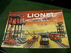 LIONEL TRAINS illustrated CATALOG From E&H  , Philadelphia PA ~super O, HO