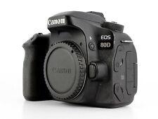 Canon EOS 80D 24.2MP Fotocamera Reflex Digitale (Solo Corpo)