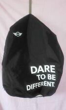 Limited Edition, Rare Mini Cooper Spare Wheel Bag, Dare To Be Different  **776**