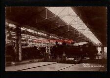 More details for romania resita fabrica de locomotive factory fratii real photo pc 1936 - ro32