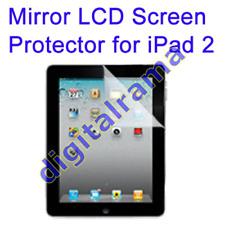 Film Guard / Scratchproof x New IPAD (IPAD 3) / IPAD 2 Mirror