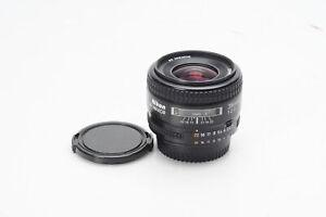 Nikon Nikkor AF 35mm f2 D Lens 35/2 #931