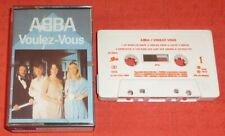 ABBA - RARE SPANISH CASSETTE TAPE - VOULEZ-VOUS