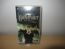 HARRY POTTER: ORDER OF THE PHOENIX GAME PSP ~ NEW  SEALED PAL VERSION