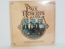 NEW SEALED The Paul Roberts Band - I've Never Had As Much Fun As This LP Record