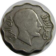 elf Iraq Kingdom 4 Fils  AH 1349  AD 1931   Faisal I