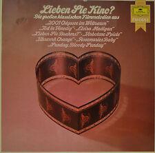 "Dear They Cinema?- A Space Odyssey & Death in Venice - Karajan 12 "" LP (n467)"