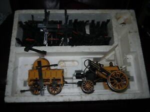 HORNBY LIVE STEAM G100 STEPHENSON'S ROCKET MODEL BOXED