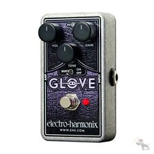 Electro-Harmonix OD Glove Overdrive Distortion Electric Guitar Effects FX Pedal