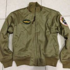 Authentic KING KONG COMPANY taxi driver de niro by HOUSTON tanker jacket size 36
