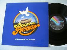 BEYOND THE RAINBOW: A Musical Original London Cast Recording vinyl LP