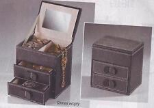 *~AVON~*COMPACT JEWELLERY CHEST**RRP $29.99**GIFT IDEA**NEW**