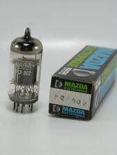 1 tube electronique MAZDA PCF802/vintage valve tube amplifier/NOS -