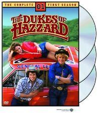 Brand New DVD The Dukes of Hazzard: The Complete First Season  John Schneider