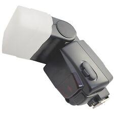 Bouncer Diffusoren Wambo Diffusor Weiß kompatibel mit Sony HVL-F42AM Blitzlicht