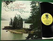 Manuel & The Music of The Mountains Mountain Fiesta The Girl from Ipanema + LP