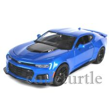 Maisto 2017 Chevy Camaro ZL1 1:24 Diecast Model Toy Car 31512 Blue