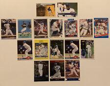 SAMMY SOSA Baseball Card Lot (x17) INSERTS,RC, Cubs, Sox, Chrome