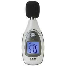 Mini Digital Sound Level Meter