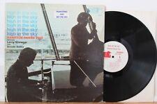 "Hampton Hawes Trio LP ""High In The Sky"" ~ Vault 9010 ~ PROMO ~ VG++"